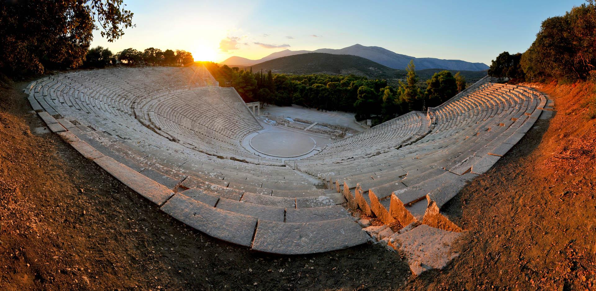 Αποτέλεσμα εικόνας για epidaurus theatre